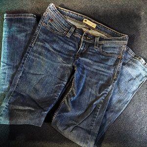 Levi's Demi Curve Low Rise Jeans
